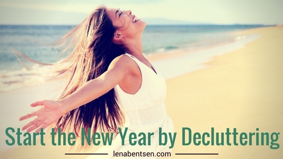 Start the New Year by Decluttering